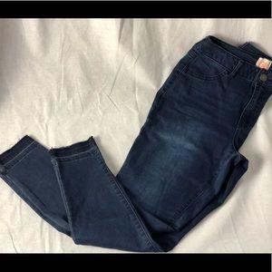 GB High Waist Jeans Dark Wash